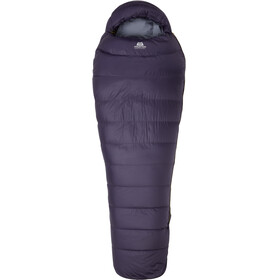 Mountain Equipment Earthrise 400 Slaapzak en Inlet Dames Long violet